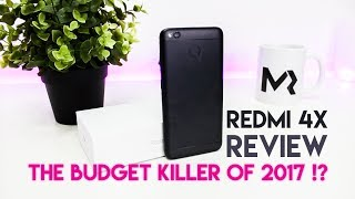 Xiaomi Redmi 4X Review - قاهر الفئة المتوسطة ؟🔥I مراجعة ريدمى فور إكس
