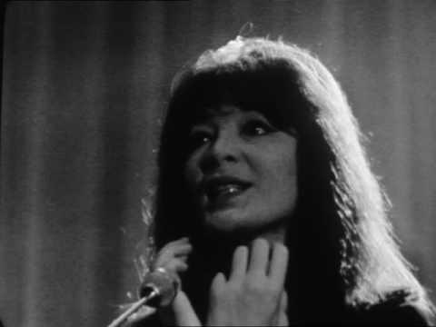 Juliette Greco (26-1-1962) • Club Domino