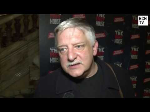 Simon Russell Beale Interview - The Hothouse Opening Night