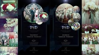 # 1 VIP PSD COLORING|Emerald and Grunge wedding