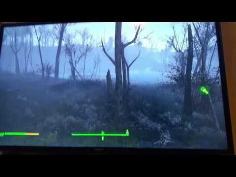 Greenbriar  bunker location fallout 4