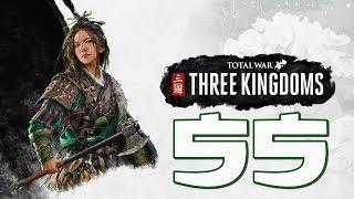 Прохождение Total War: Three Kingdoms [Троецарствие] #55 - Битвы на любой вкус [Чжэн Цзян]