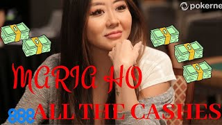 888 Poker Spotlight: Maria Ho's WSOP Cashes