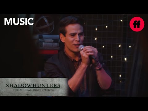 Shadowhunters | Season 3, Episode 5 Music: Alberto Rosende – Michelangelo | Freeform