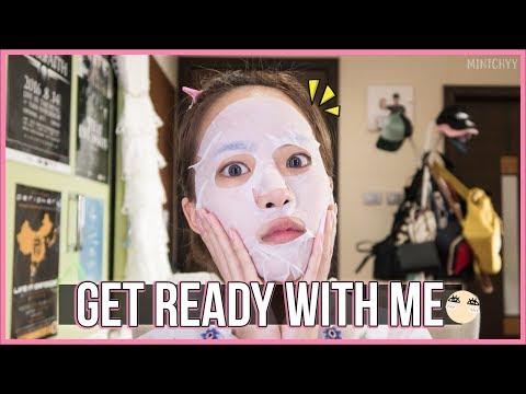 mintchyy | Get Ready With Me พร้อมเห่อศศิ แบรนด์น้องใหม่จากศรีจันทร์! ( Sasi by Srichand )