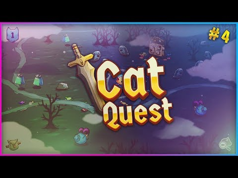 Cat Quest - We'll Be Able To Fly!? (Episode 4)