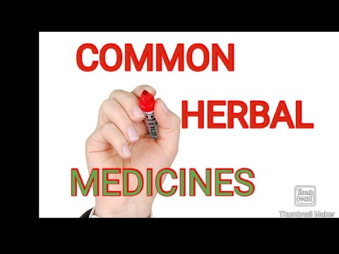 Common Herbal Remedies    Copied with permission from: http://plrplr.com/99601/common-herbal-remedie