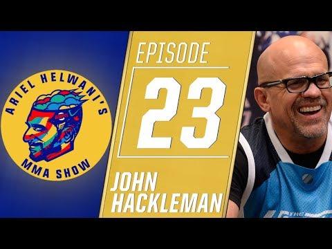 Chuck Liddell KO loss to Tito Ortiz 'was a travesty' – John Hackleman | Ariel Helwani's MMA Show