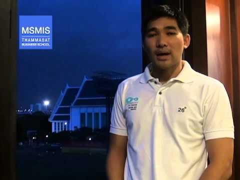 MSMIS  Thammsat รุ่น 3  (Sittha)
