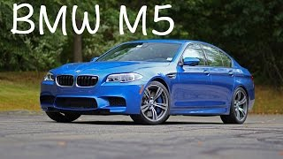 2015 F10 BMW M5 review