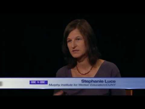 One to One: Stephanie Luce: Murphy Institute/CUNY