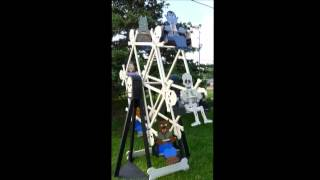 The Winfield Collection - Halloween Ferris Wheel