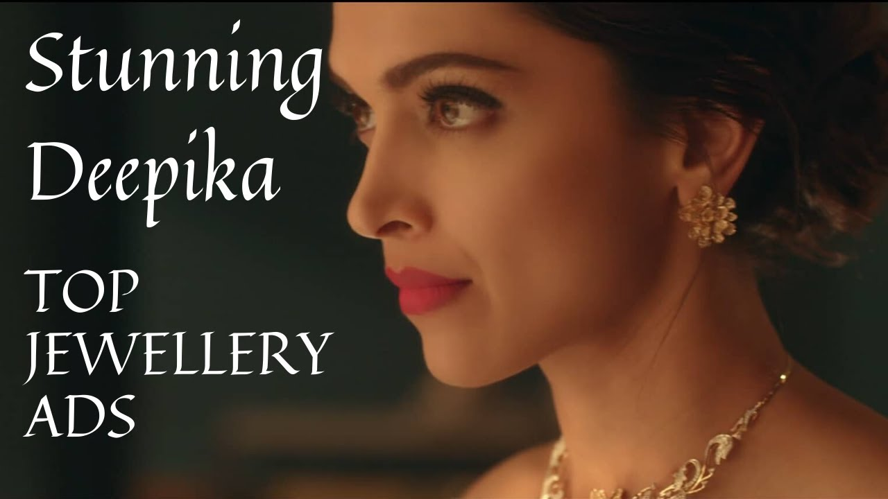 4 Creative Beautiful Deepika Padukone Ads For Tanishq ...