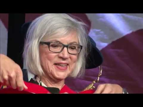 The Right Honourable Beverley McLachlin receives honorary doctorate from McGill