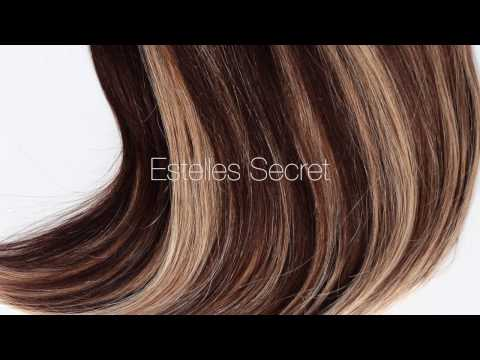 NEW HAIR EXTENSIONS COLOR - mixed brown - MARTHA'S MIX 2+18