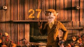 Бесподобный мистер Фокс - Trailer