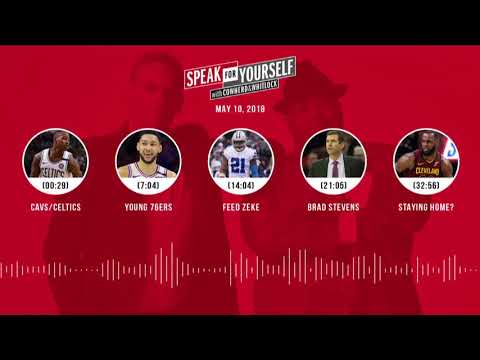 SPEAK FOR YOURSELF Audio Podcast (5.10.18) with Colin Cowherd, Jason Whitlock | SPEAK FOR YOURSELF