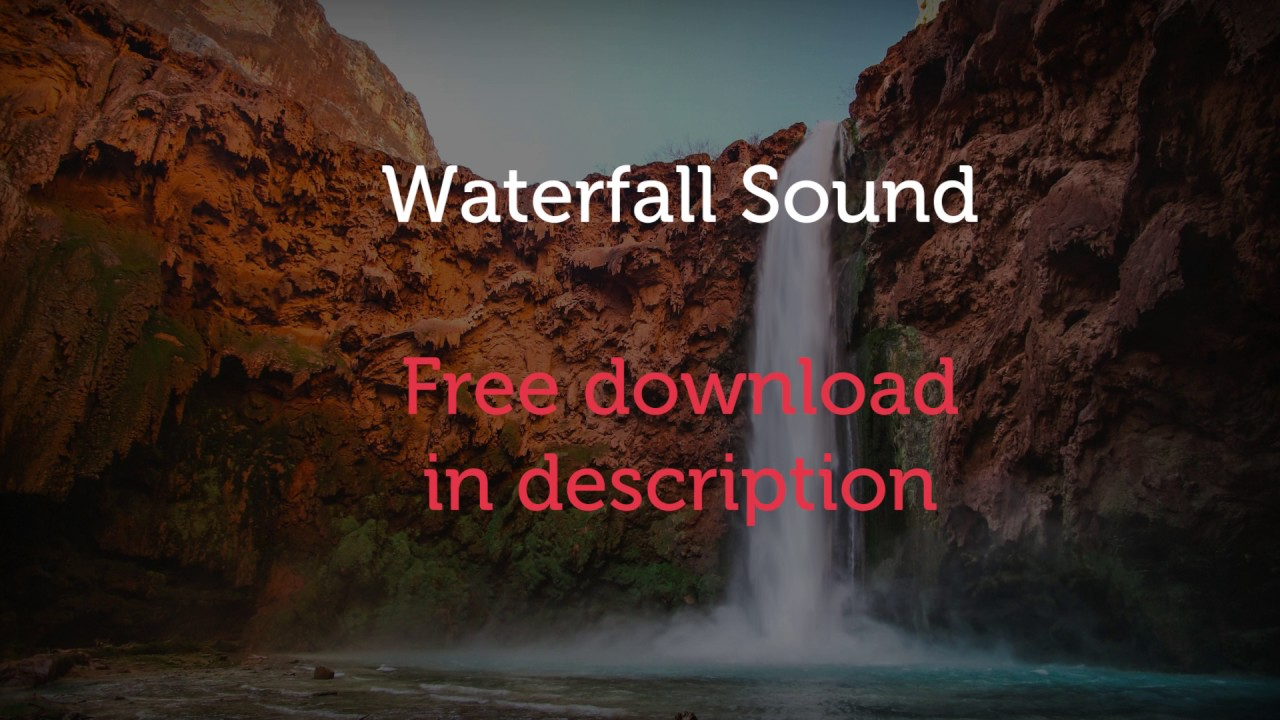 Download free android wallpaper waterfall sounds 4092.