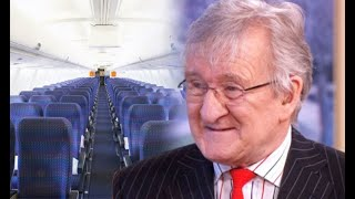 Where to sit on a flight to avoid catching an illness - Dr Chris recommends this