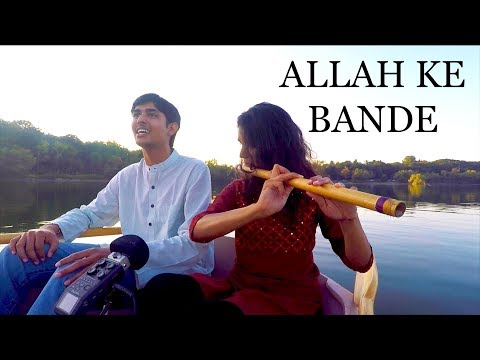 Allah Ke Bande (Kailash Kher) | The Kashti Project | Live On A Boat
