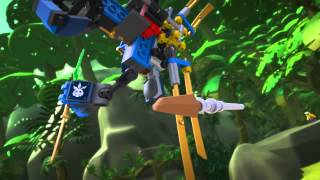 Kijk Lego Ninjago 70754 ElectroMech filmpje