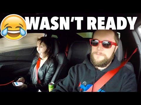 Download Youtube: Girlfriend's HILARIOUS REACTION To My LOUD Camaro ZL1!!!
