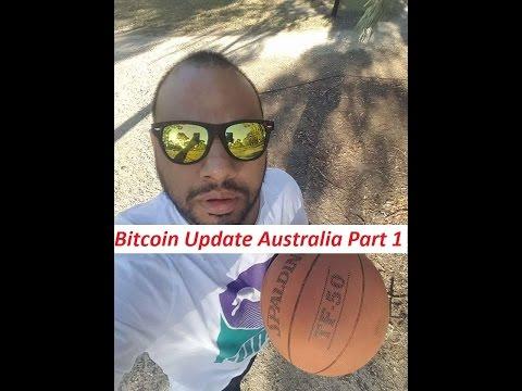 Australian's New Budget Includes a Bitcoin Tax Cut - Update on Bitcoin   Part 1