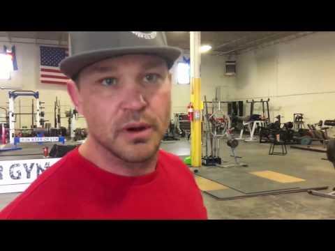 Iron Warrior Gym Tour - Denver, Colorado April 2017