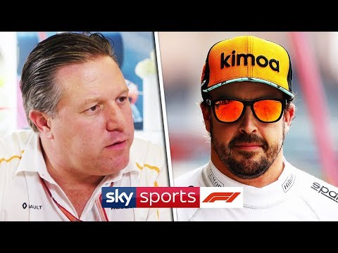 How will McLaren cope without Alonso? | High Tea with Zak Brown