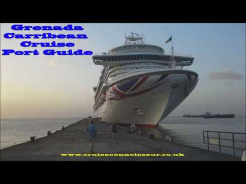 Grenada Carribean Cruise Guide