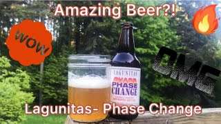 Lagunitas- Phase Change (One Of The Best Beers Ever?)