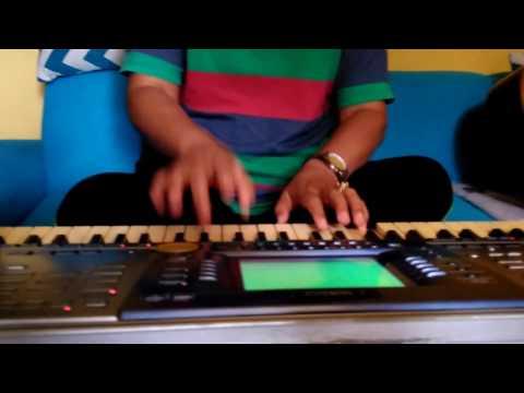 Cara memainkan Ritem Dangdut Umum dgn Organ/Keyboard