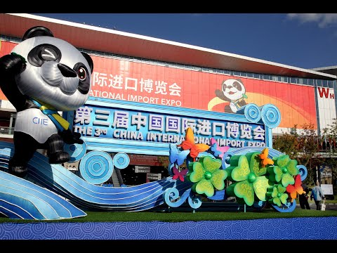 A glimpse at cool innovations at China import expo in Shanghai