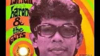 Ismail Haron & The Vigilantes ~ Jangan Marah LiLi ~