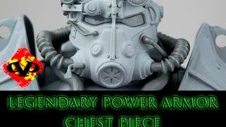 Fallout 4 | Unique Power Armor Legendary - Radiation Model How to Obtain