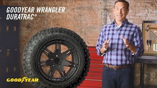 Goodyear Wrangler DuraTrac® Tire Product Review
