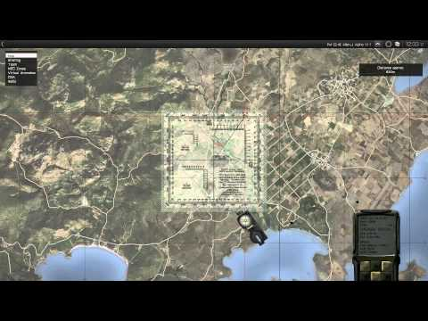 ARMA 3 - Getting a 10-Digit Grid