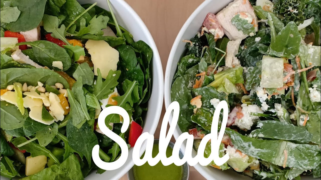 how to pronounce salad youtube
