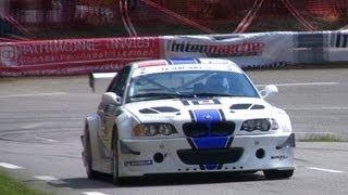 Bmw m3 gtr e46 - hillclimb racer