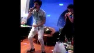 happy Golf - Mike karaoke time 2