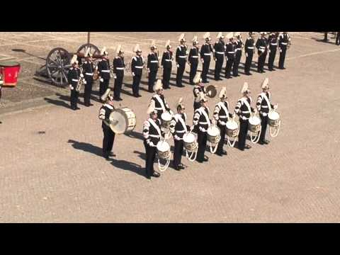 Swedish Army Music Ensemble plays Swedish House Mafias Dont You Worry Child