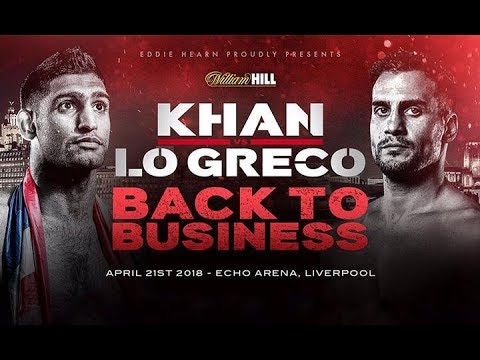 Wow - Amir Khan Vs Phil Lo Greco - Full post fight reaction - Boxing analysis