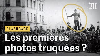 Commune de Paris : les premières photos manipulées de l'histoire ? #Flashback