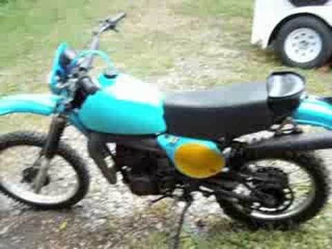yamaha it. 1978 yamaha it-250 it