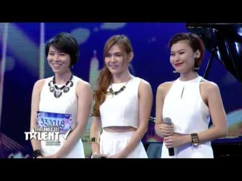 Thailand's Got Talent Season4-4D Audition EP5 4/6