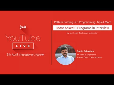 30 Most Asked C Programming Interview Questions & Programs in
