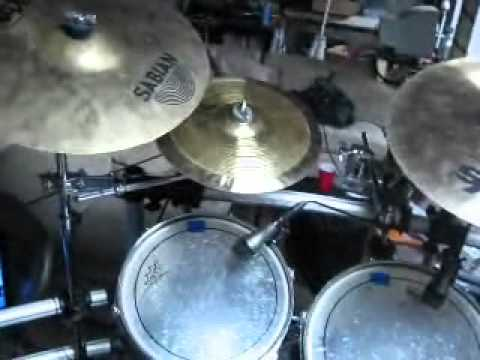 Nightmare-- Avenged Sevenfold Drum Cover First Person View