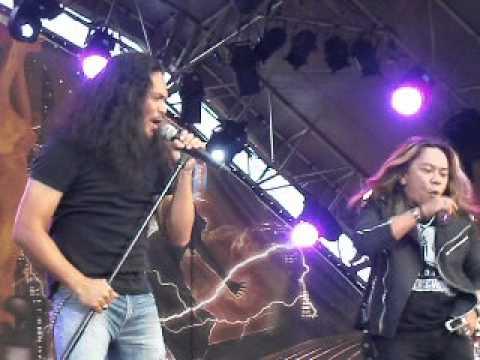 Malaysia Rock Fest 2012
