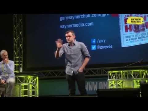 2015: Gary Vaynerchuk Keynote - Online Marketing Rockstars