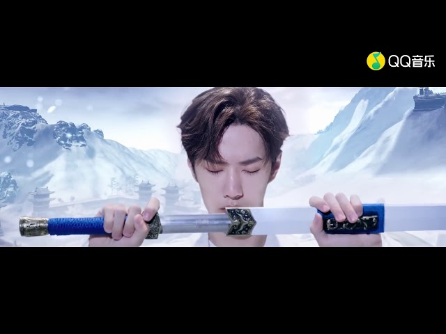 FMV Wang Yibo - Saying sword (Moonlight Blade OST)